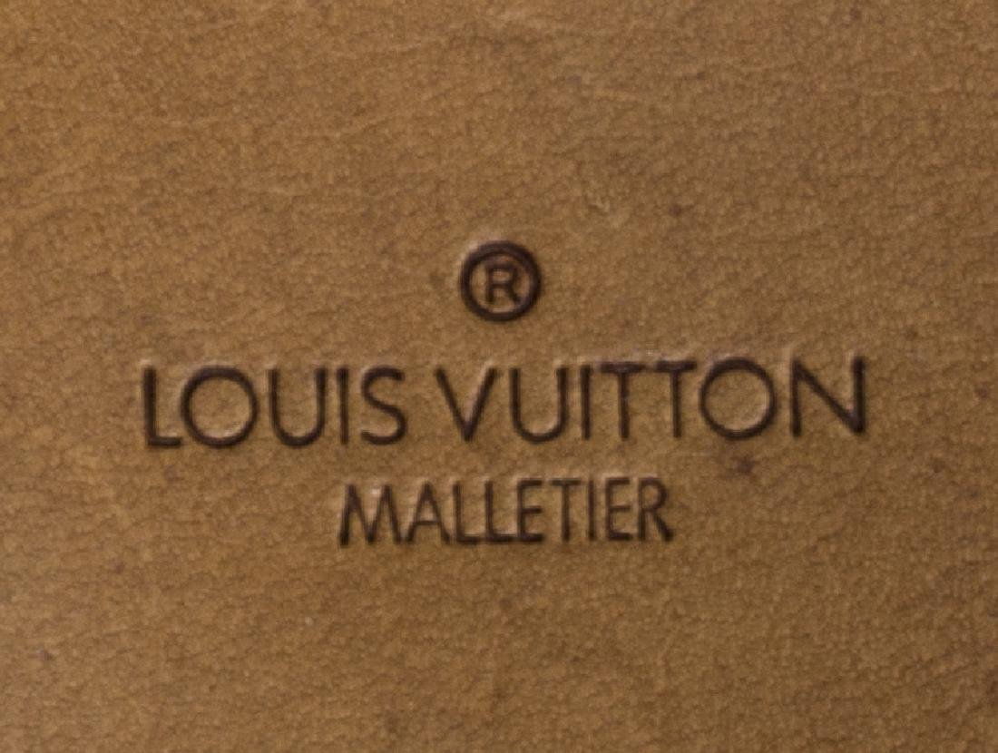 LOUIS VUITTON KEEPALL 50 TRAVELING DUFFLE BAG - 5