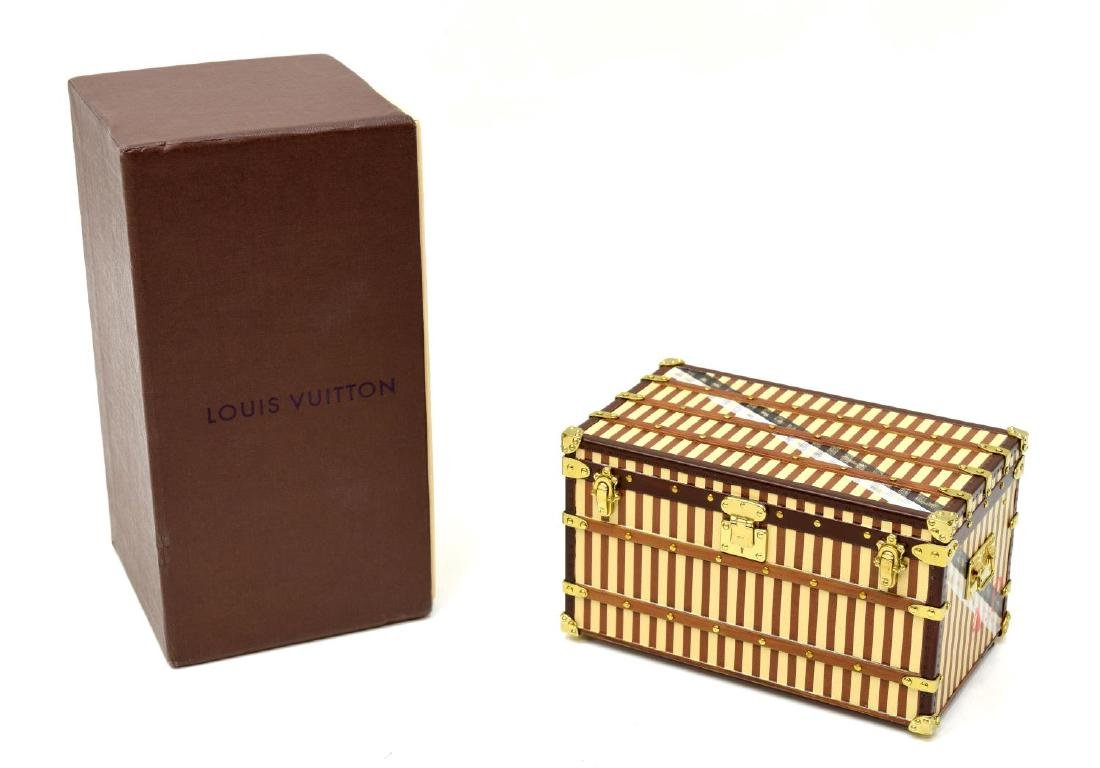 LOUIS VUITTON MALLE COURRIER TRUNK PAPERWEIGHT