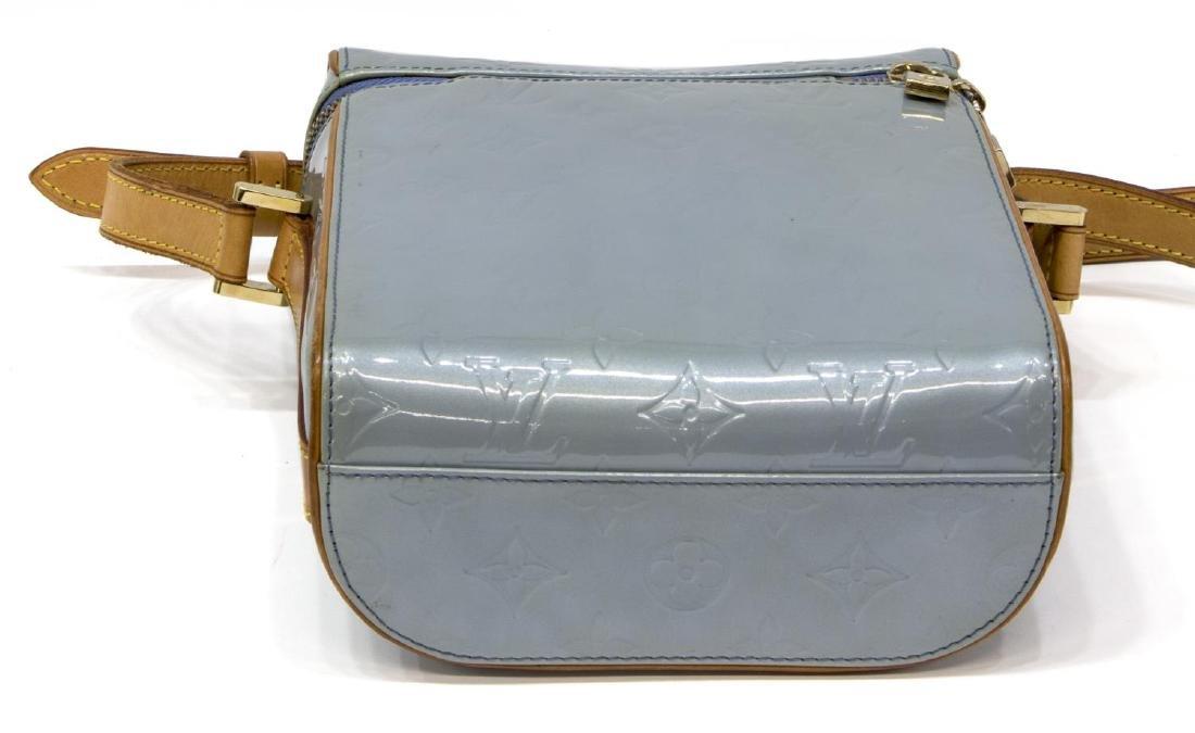 LOUIS VUITTON SULLIVAN BLUE VERTICAL SHOULDER BAG - 3
