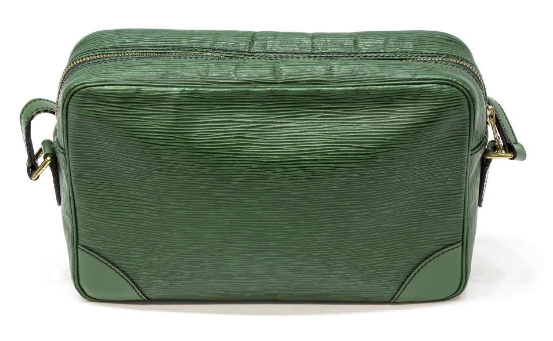 LOUIS VUITTON GREEN EPI TROCADERO SHOULDER BAG - 2