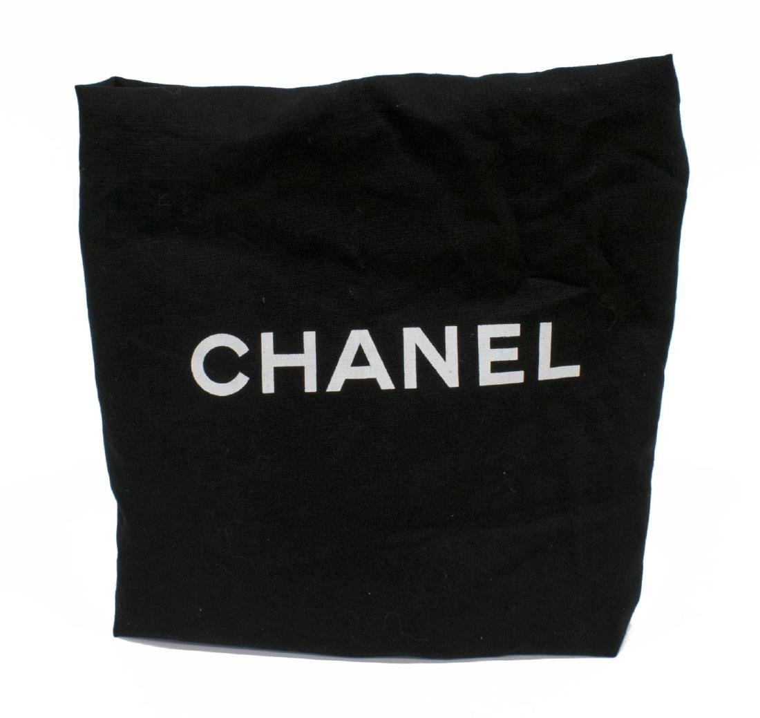 CHANEL BEIGE QUILTED LEATHER CAMERA CASE FLAP BAG - 5