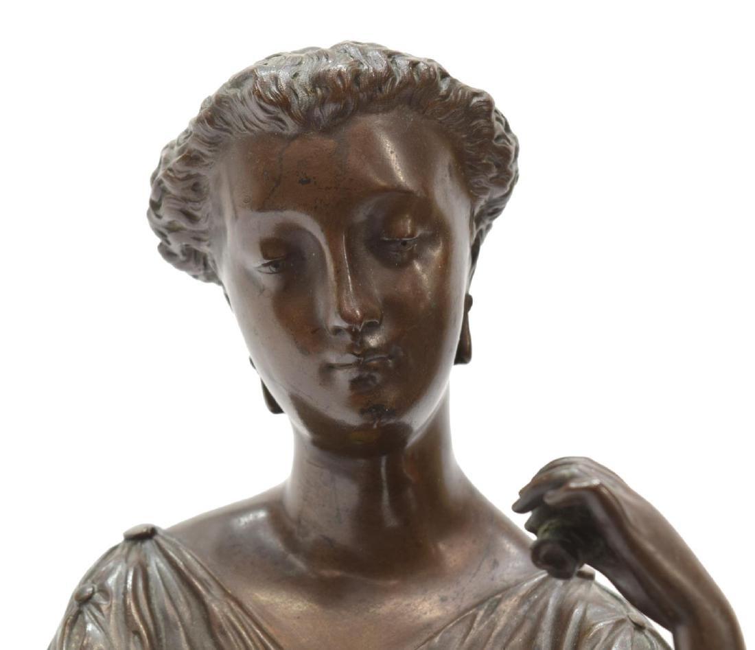 AFT. J.C. DE BLEZER(fl. 1868-1881)BRONZE SCULPTURE - 2