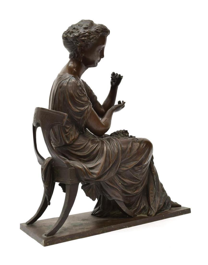 AFT. J.C. DE BLEZER(fl. 1868-1881)BRONZE SCULPTURE - 3