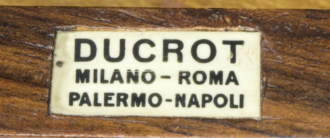 (2) DUCROT ITALIAN LOUIS XV STYLE BEDSIDE CABINETS - 3