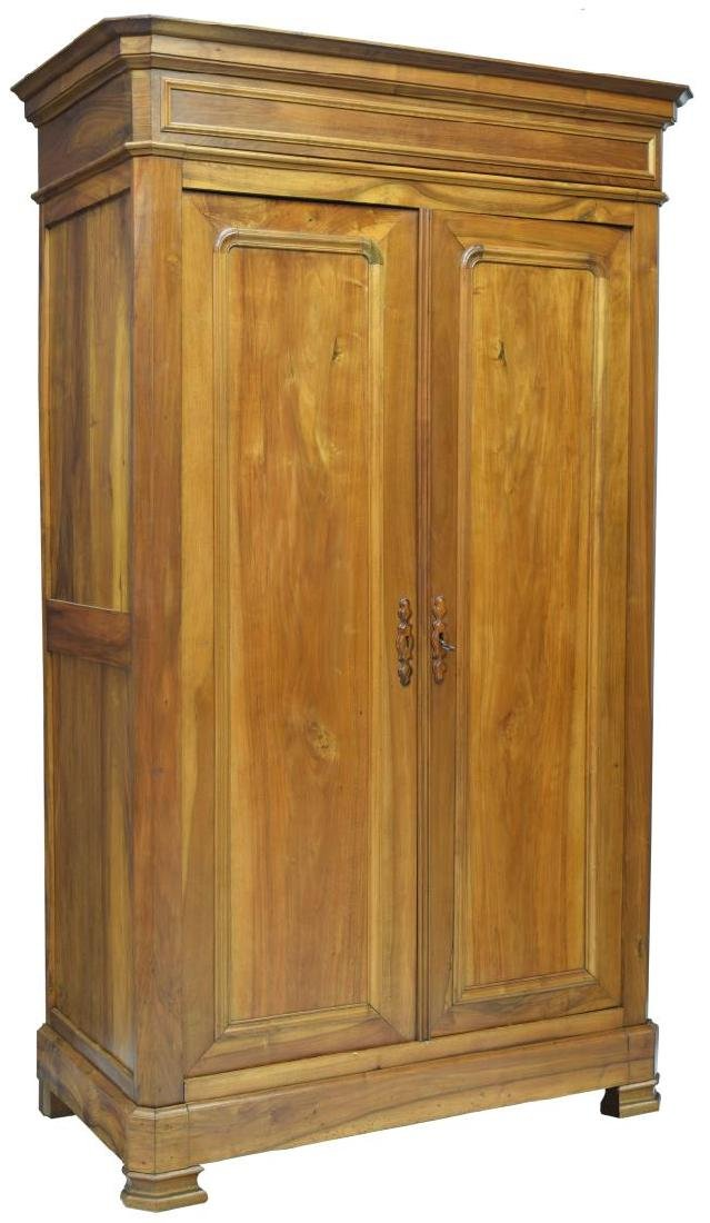 FRENCH LOUIS PHILIPPE ARMOIRE