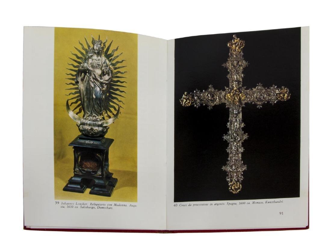 (54) ITALIAN ART BOOKS FOR LIBRARY SHELF - 4