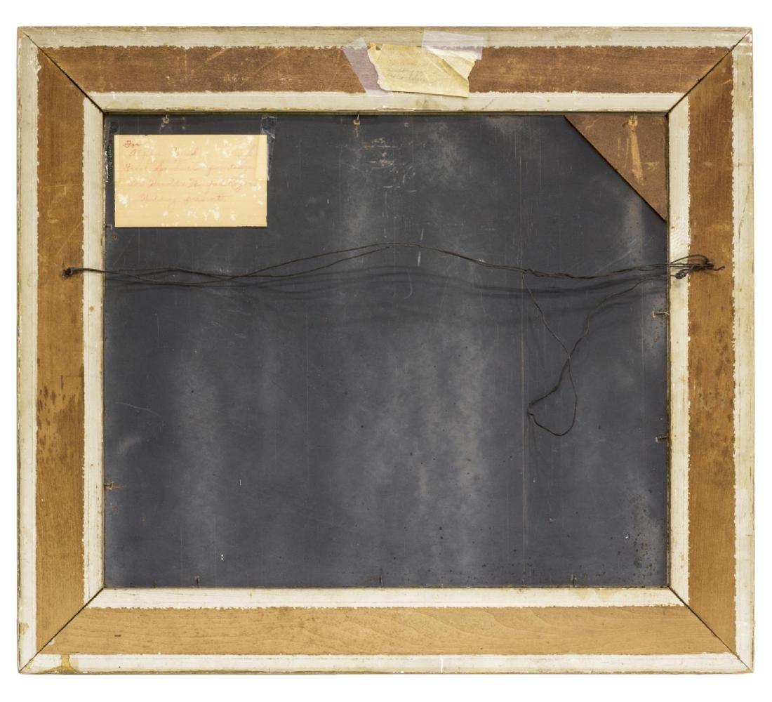 FRAMED IMPRESSIONISTIC LANDSCAPE ON ART BOARD - 4