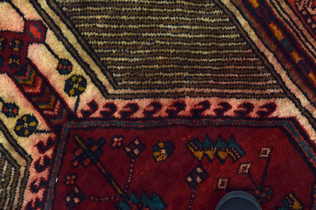 "HAND-WOVEN PERSIAN SARAB RUNNER RUG, 3'5"" x 11'7"" - 3"