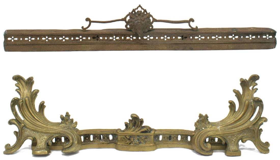 ANTIQUE FRENCH FIRE IMPLEMENTS & ACCESSORIES - 3