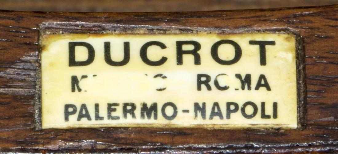 DUCROT ITALIAN LOUIS XV STYLE BEDSIDE CABINET - 4