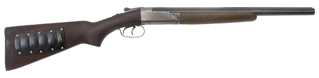 "WINCHESTER MODEL 24 SXS SHOTGUN, 18.25"" BARREL - 2"