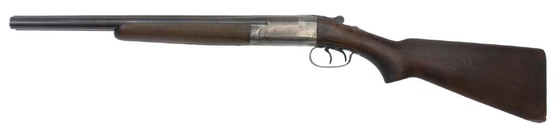 "WINCHESTER MODEL 24 SXS SHOTGUN, 18.25"" BARREL - 3"