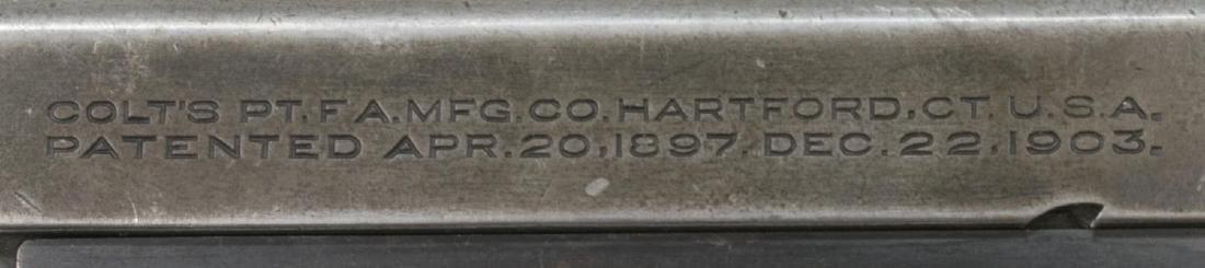COLT .380 MODEL1908 POCKET PISTOL - 7