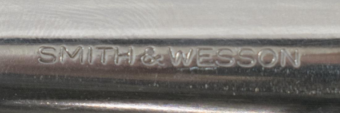 SMITH & WESSON MODEL 60 REVOLVER, .38 CALIBER - 6