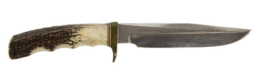 RANDALL MADE HUNTING KNIFE & SHEATH