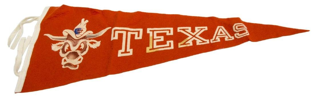 (5) VINTAGE UNIVERSITY OF TEXAS ACCESORIES - 4