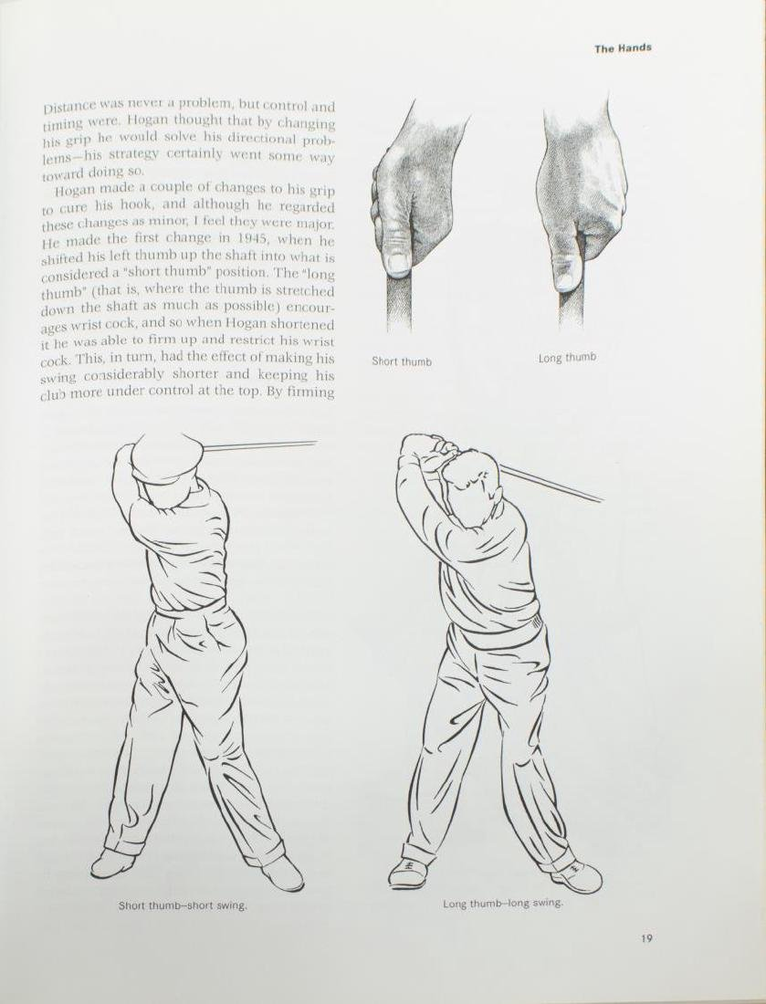 (28) COLLECTION OF GOLF RELATED BOOKS - 4
