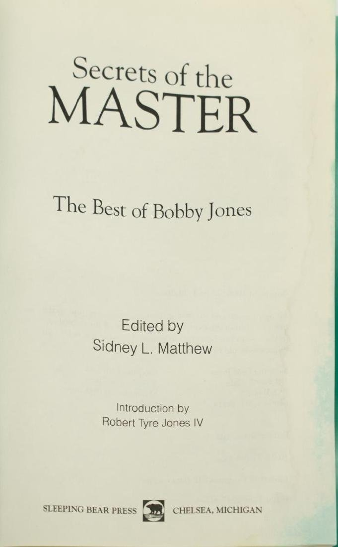 (28) COLLECTION OF GOLF RELATED BOOKS - 8
