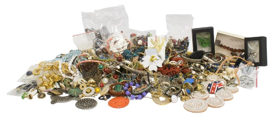 HUGE COLLECTION COSTUME & UT JEWELRY