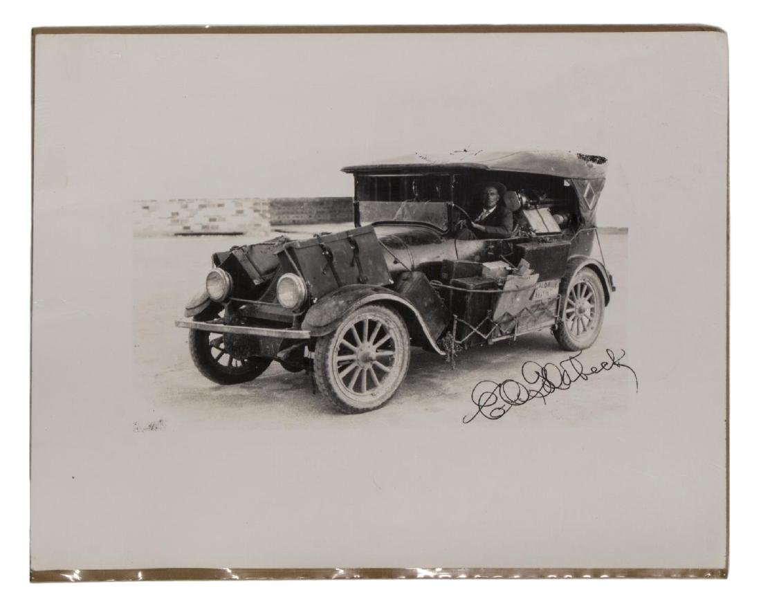 (3) E.O. GOLDBECK (1892-1986), ALAMO, STUDIO CAR - 3