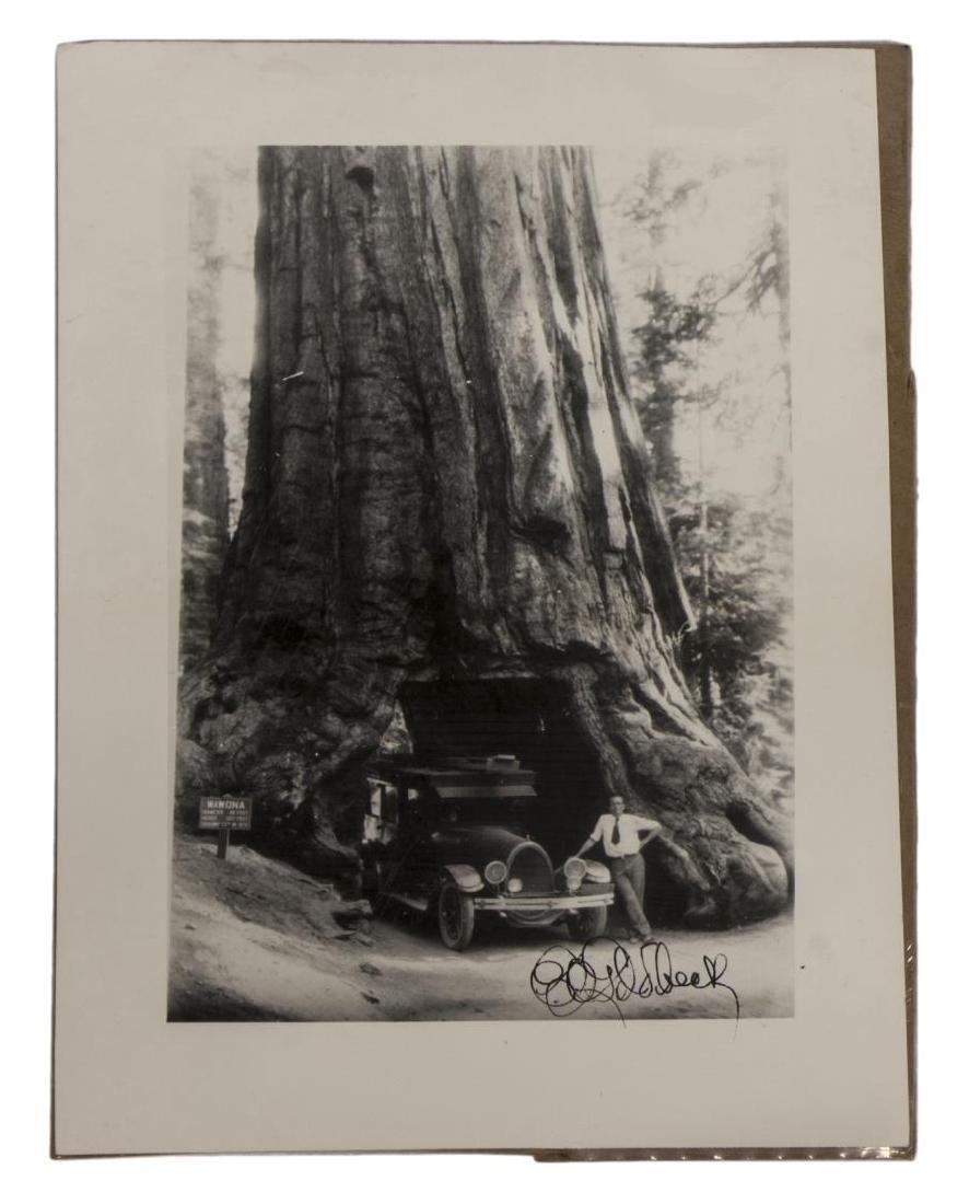 (3) E.O. GOLDBECK (1892-1986), ALAMO, STUDIO CAR - 4