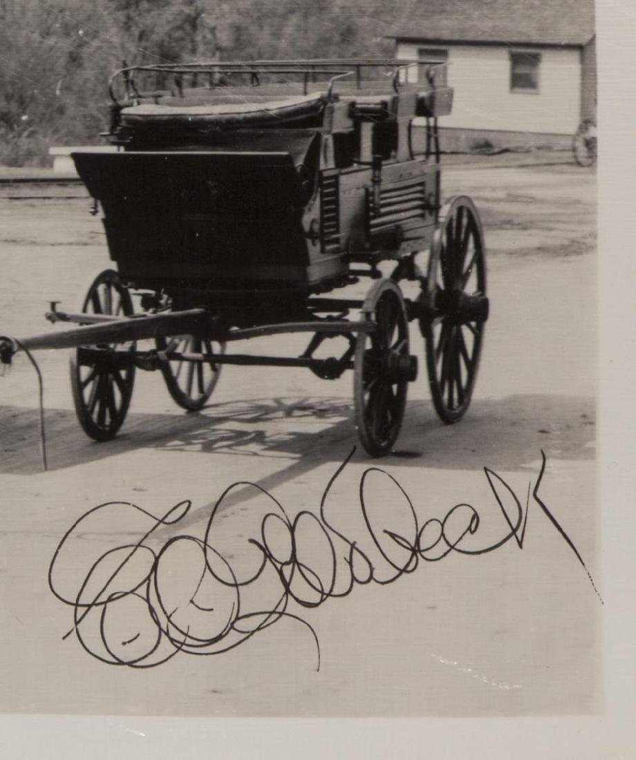 E.O. GOLDBECK (1892-1984) SIGNED, BUGGYS - 3