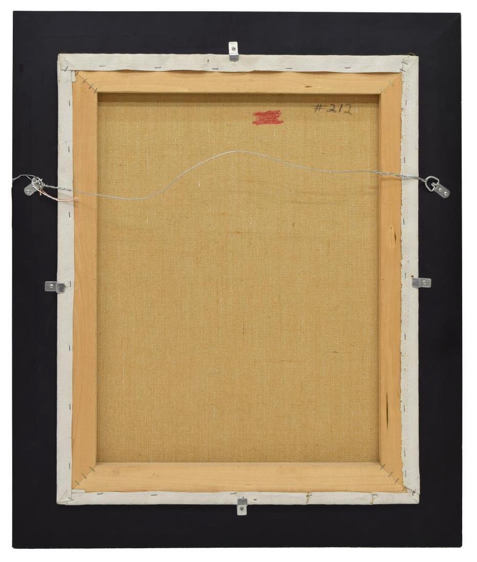 """MANUEL GARZA (B. 1940) TEXAS BLUEBONNETS 30""""x 24"""" - 5"""