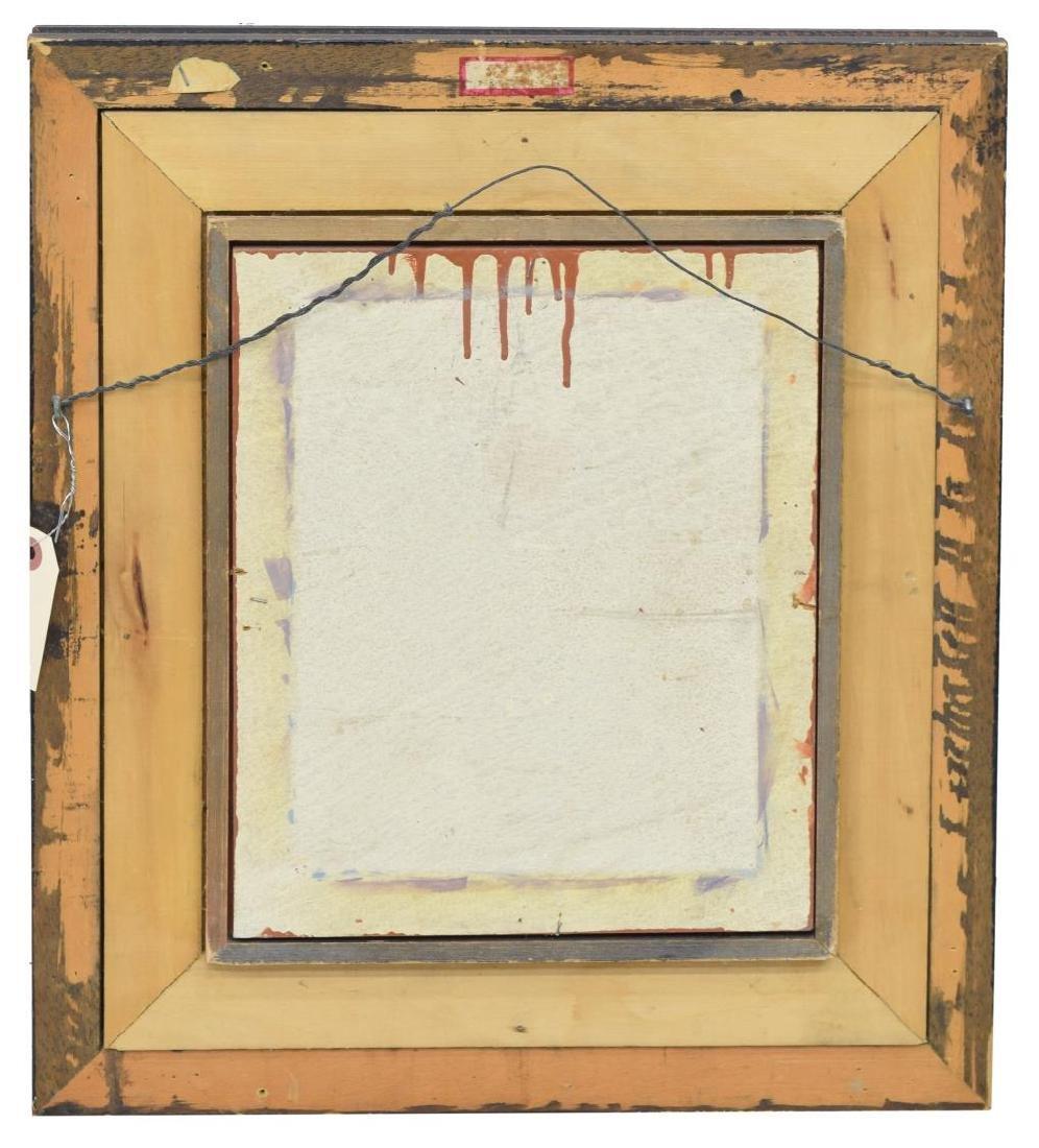 GARY LYNN ROBERTS(B. 1953)WESTERN. AFTERNOON STAGE - 5