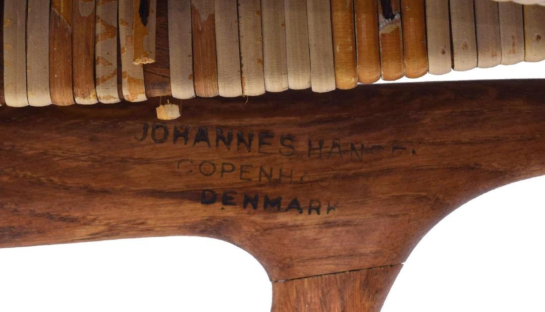 SIGNED JOHANNES HANSEN HANS WEGNER JH512 CHAIR - 4
