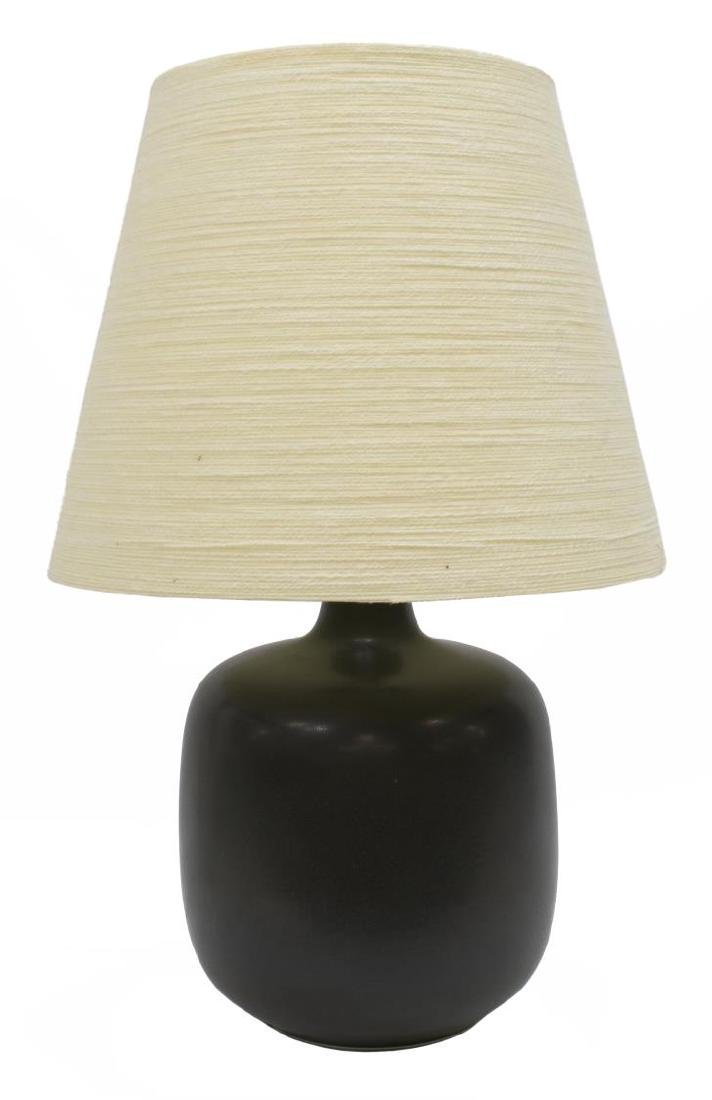DANISH MODERN LOTTE & GUNNAR BOSTLUND TABLE LAMP