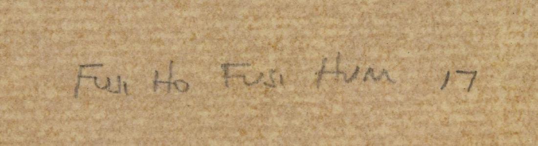 (2) GAY FAY KELLY (AUSTIN, 20TH C.) FRAMED ART - 6