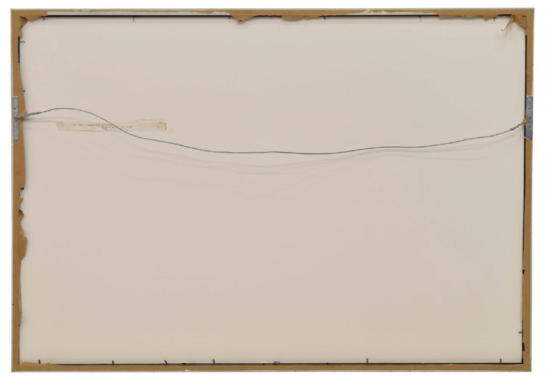 ANN CHAMBERLAIN (1951-2008) ATTRIB. WOODCUT PRINT - 7