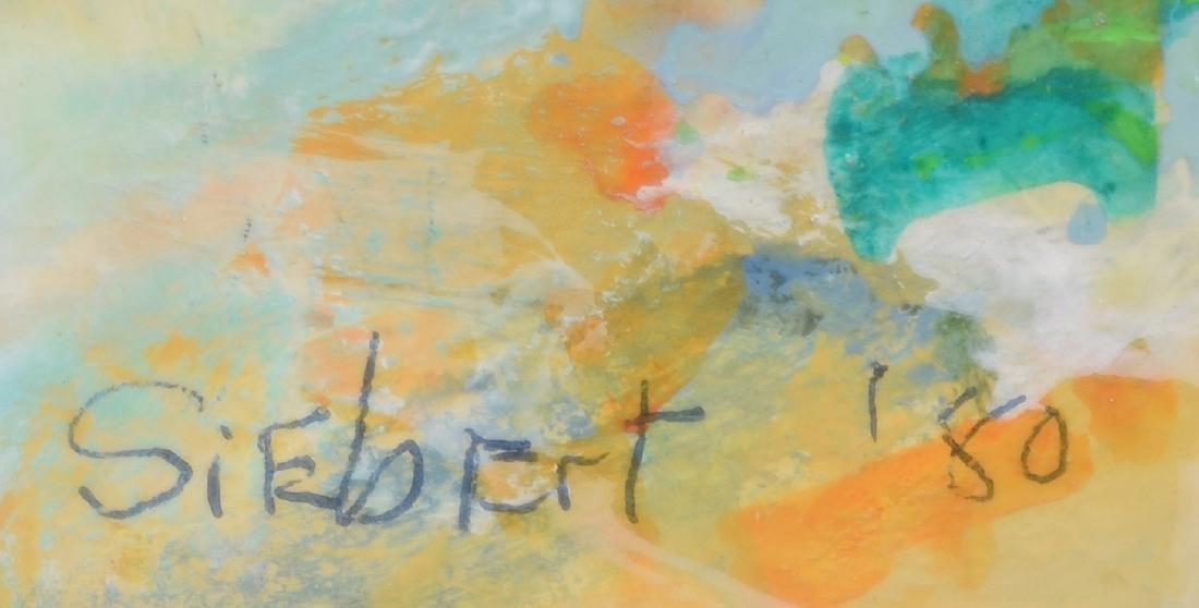 (2) BONNIE SIEBERT (TEXAS) WATERCOLOR & PAINTING - 4