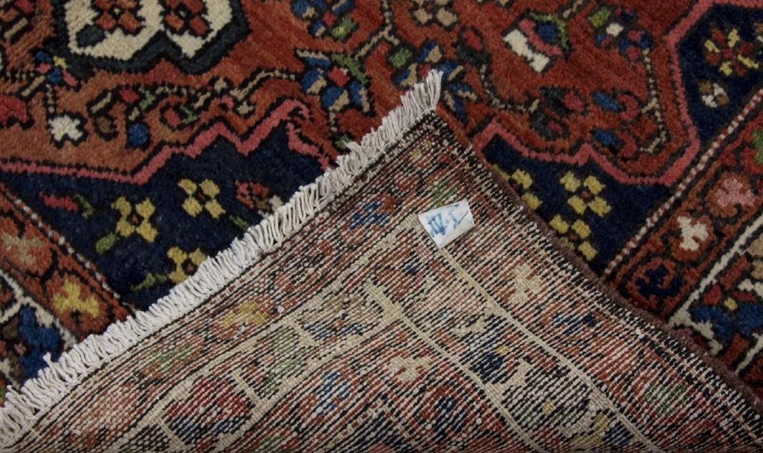 "HAND-WOVEN PERSIAN BAKHTIARI RUG, 4'5"" x 6'8"" - 2"