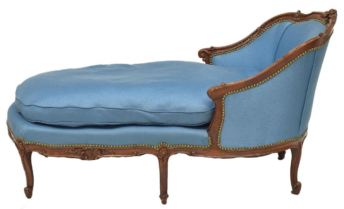 LOUIS XV STYLE CHAISE LOUNGE - 2