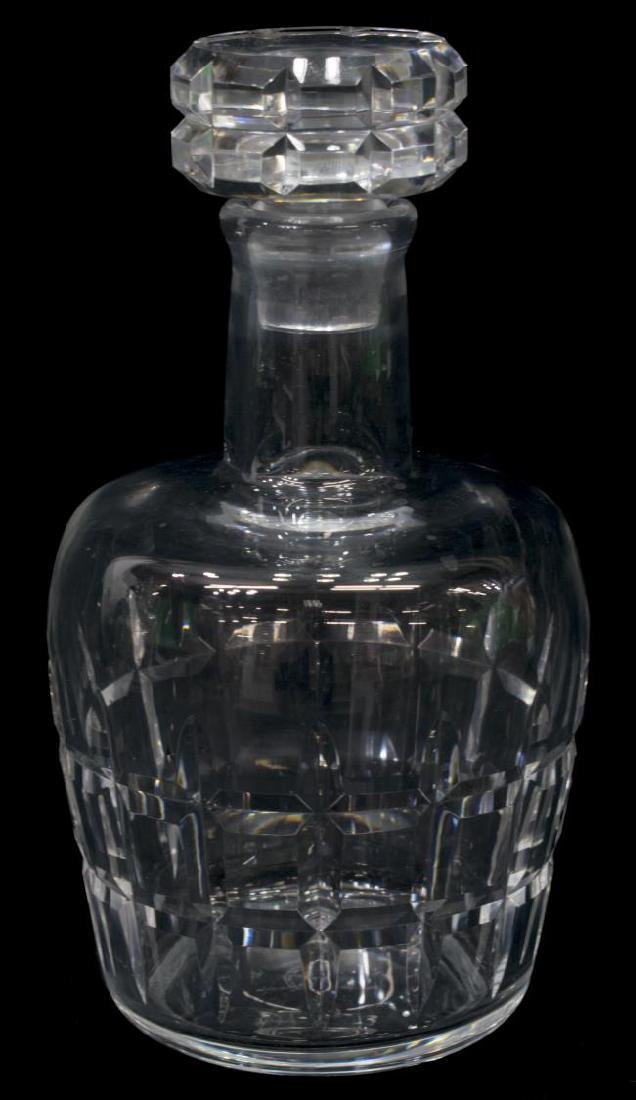 (2) BACCARAT MARIGNANNE CRYSTAL WHISKEY DECANTERS - 2