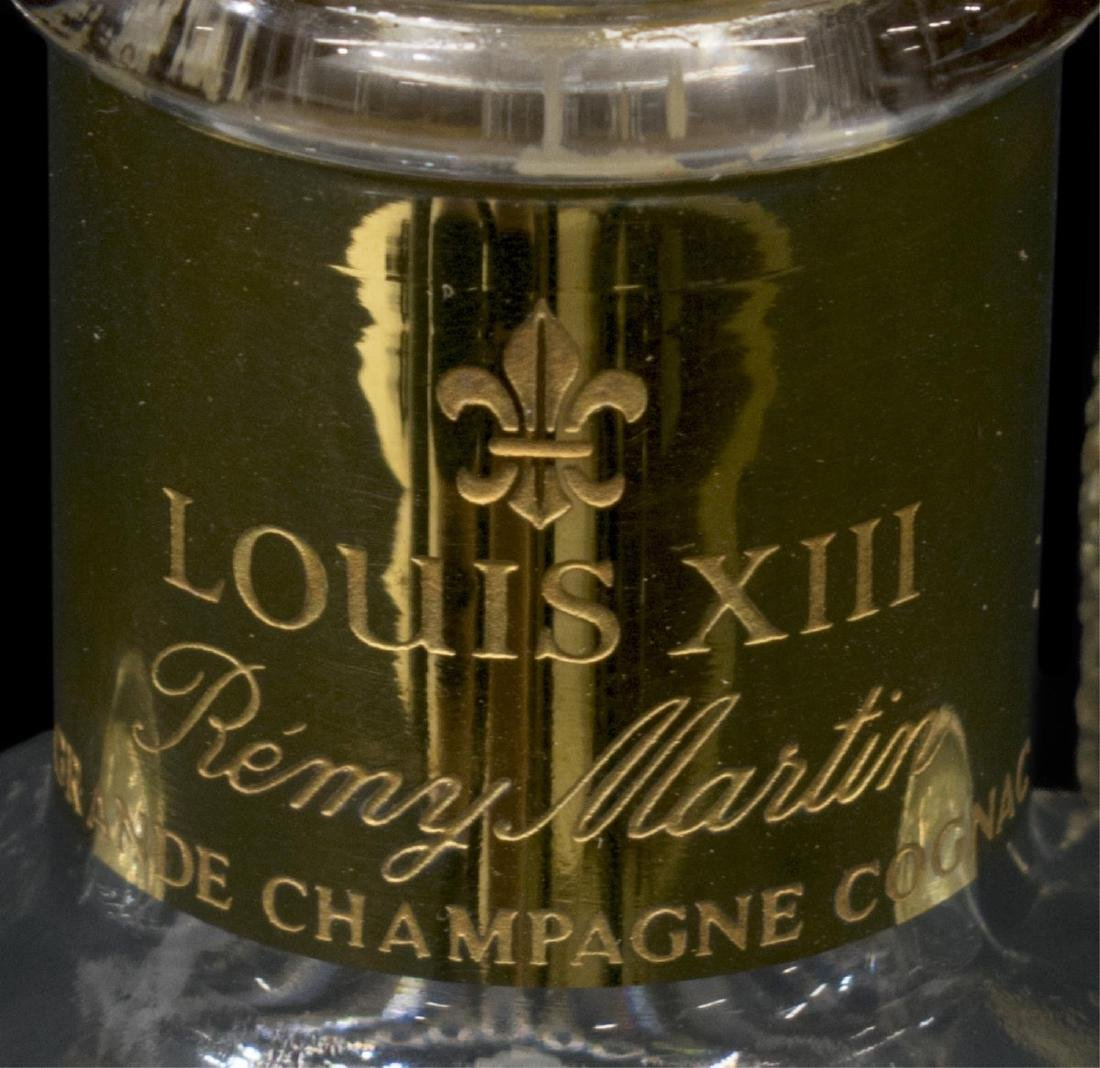 BACCARAT REMY MARTIN LOUIS XIII CRYSTAL DECANTER - 3
