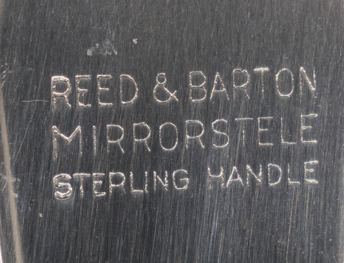 "(83) REED & BARTON ""FRANCIS I"" FLATWARE SERVICE - 5"