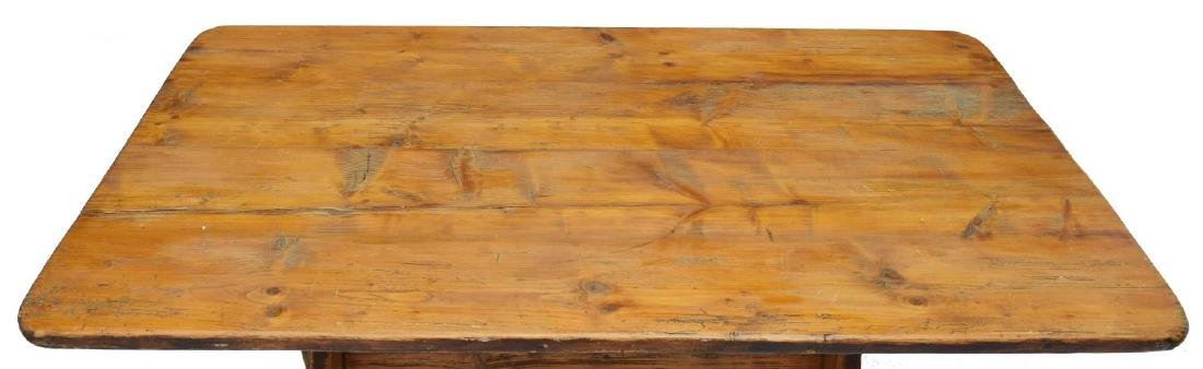 SCANDINAVIAN PINE FARM TABLE - 3