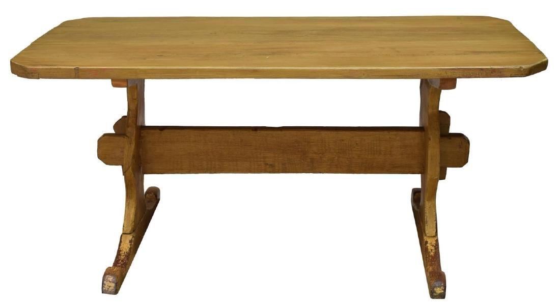 SWEDISH PINE FARMHOUSE TABLE - 2