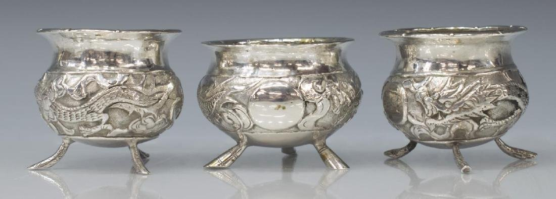 (9) KWAN WO CHINESE EXPORT DRAGON SILVER GROUP - 2
