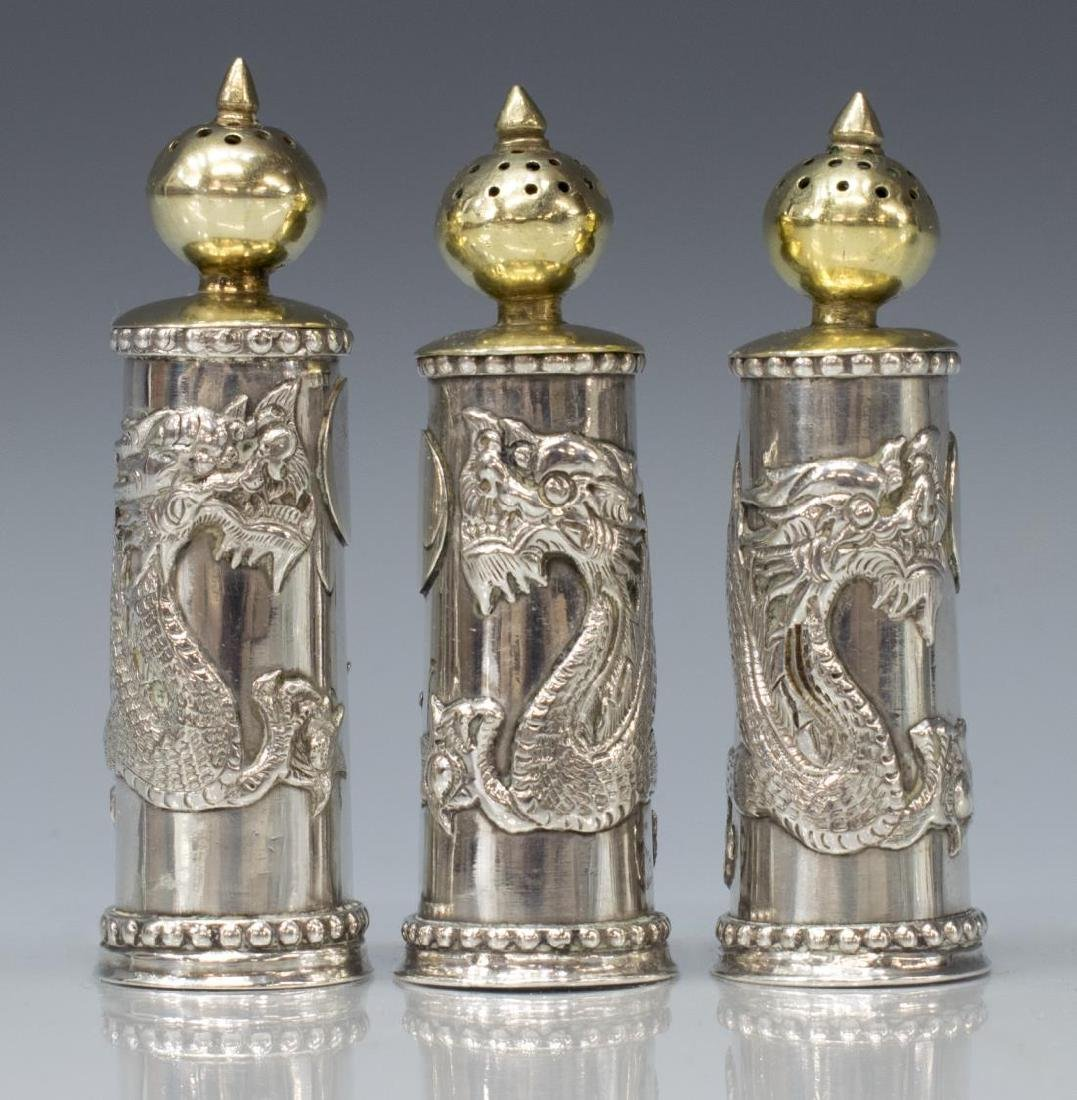 (9) KWAN WO CHINESE EXPORT DRAGON SILVER GROUP - 4