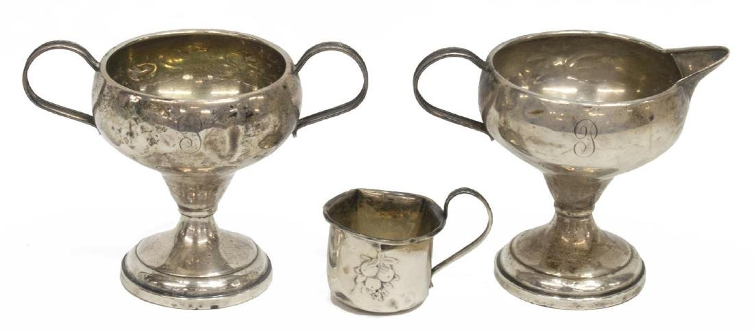 (5) COLLECTION OF STERLING SILVER FOR SCRAP - 3