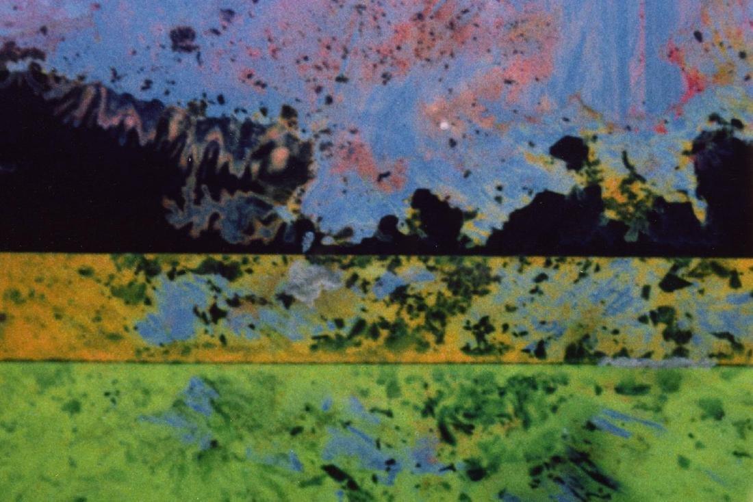 RANDY EHRLICH (2OTH C.) CIBACHROME PHOTO PRINT