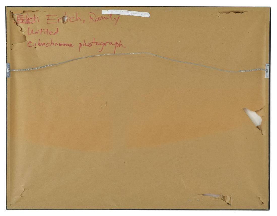 RANDY EHRLICH (2OTH C.) CIBACHROME PHOTO PRINT - 4