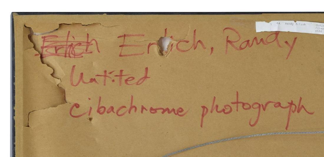 RANDY EHRLICH (2OTH C.) CIBACHROME PHOTO PRINT - 5