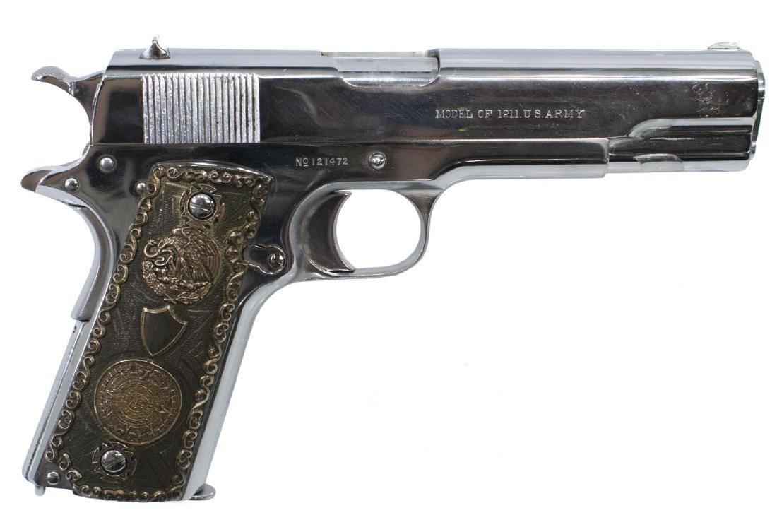 FANCY 1911 COLT U.S. PISTOL