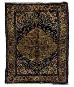HANDWOVEN PERSIAN HAMADAN RUG 44 x 68