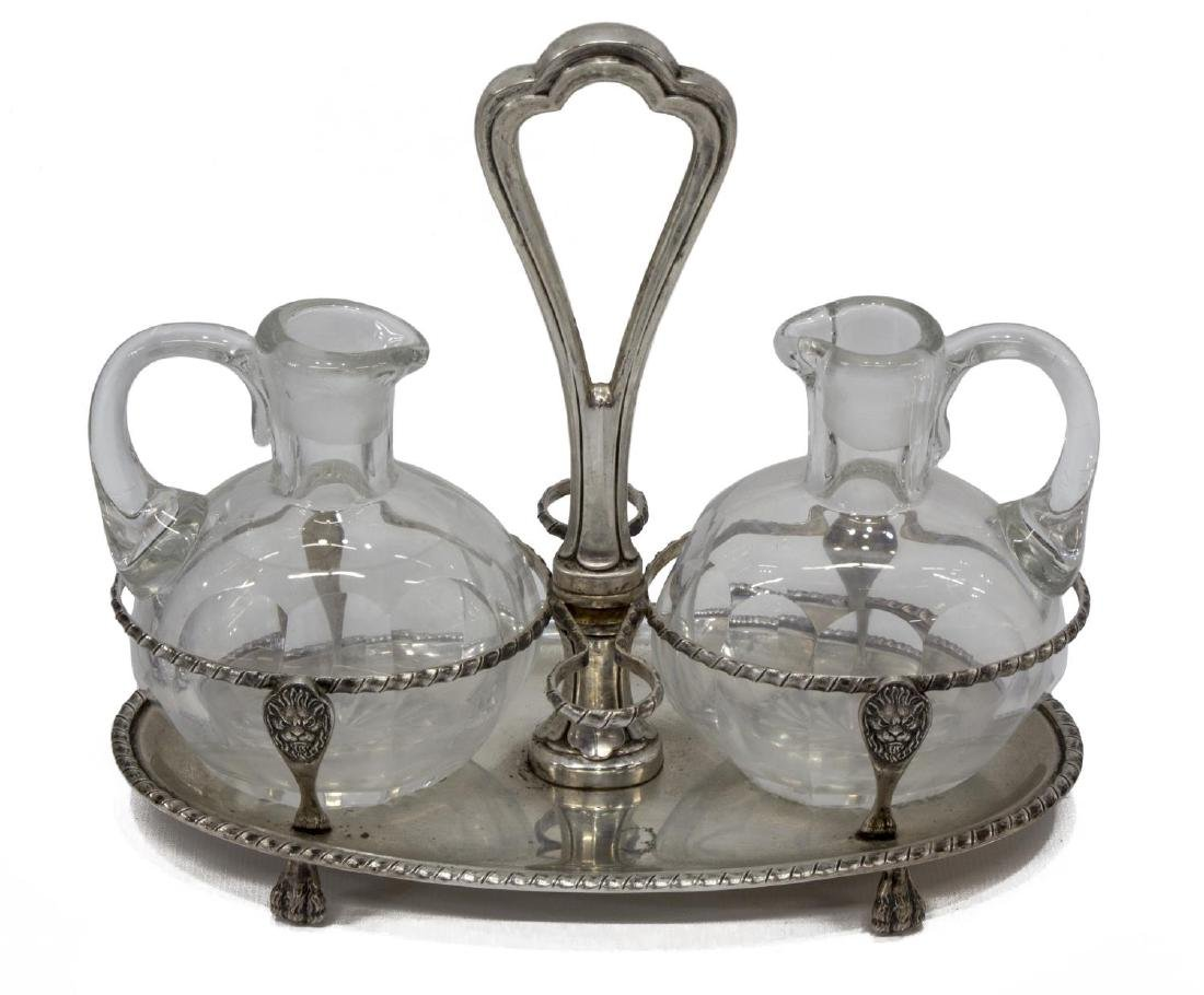 (5)CONTINENTAL 800 SILVER, SILVERPLATE & TABLEWARE - 4