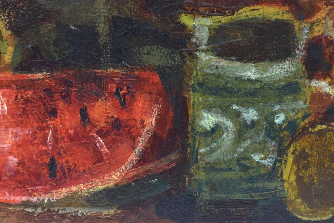 ALVAR MUNOZ-RAMOS(SPAIN, B. 1935) STILL LIFE - 3
